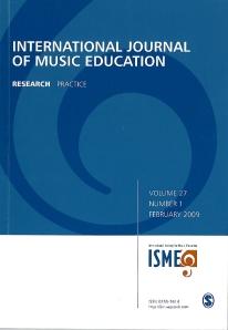 International Journal of Music Education (IJME)